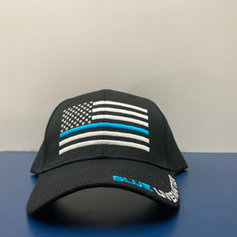 Support Blue Hat