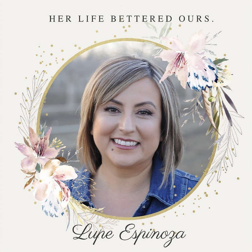 Remembering Lupe Espinoza - Funeral Services