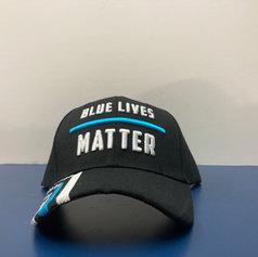 Blue Lives Matter Hat