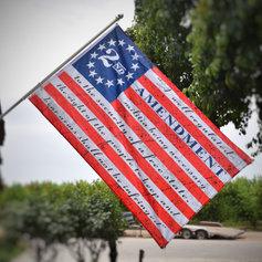 Pro-2A Flag
