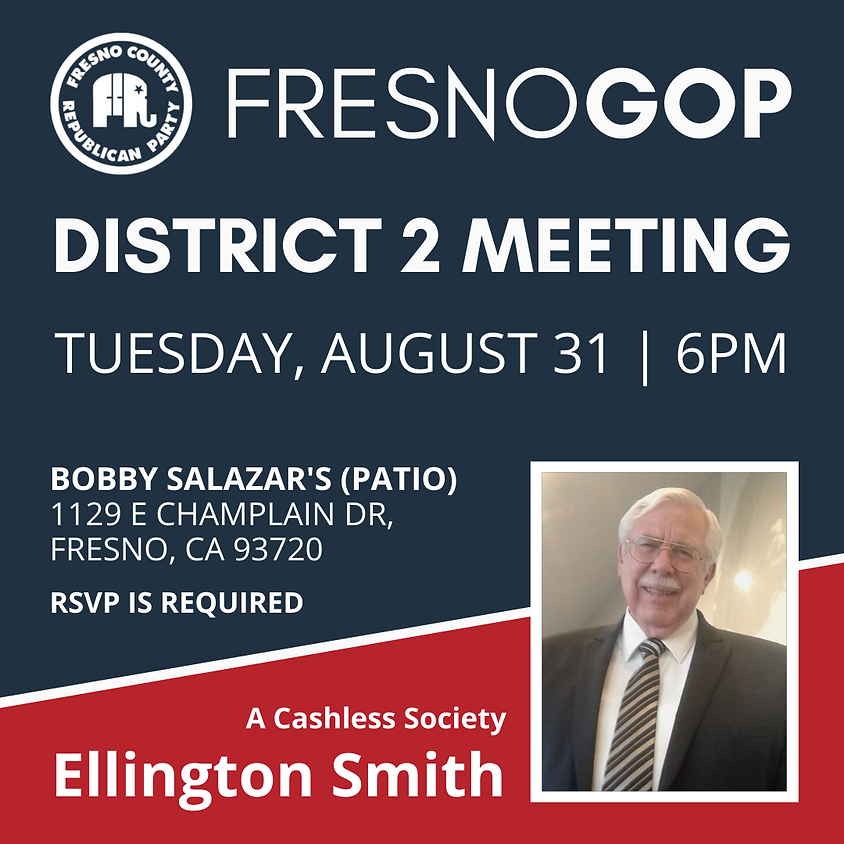 District 2 Meeting