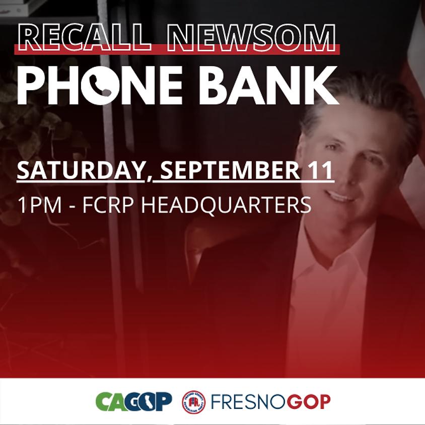 Recall Phone Bank