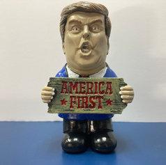 Mini Trump Statue