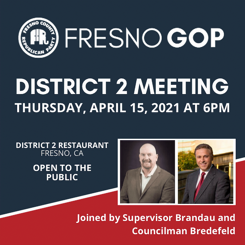 FCRP District 2 Meeting