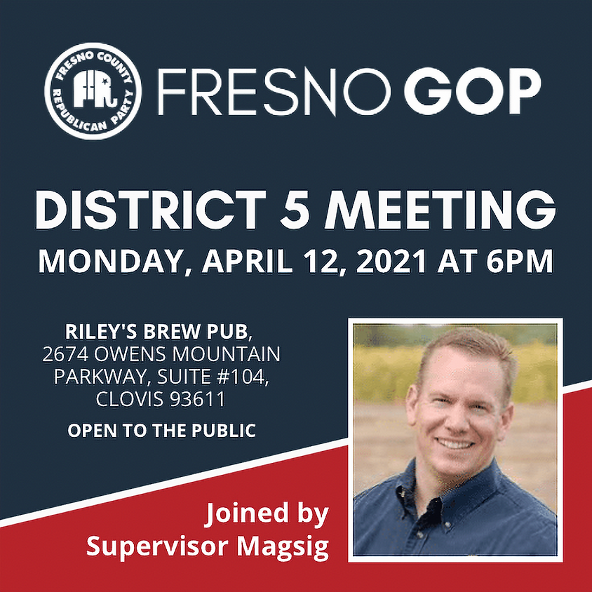 FCRP District 5 Meeting