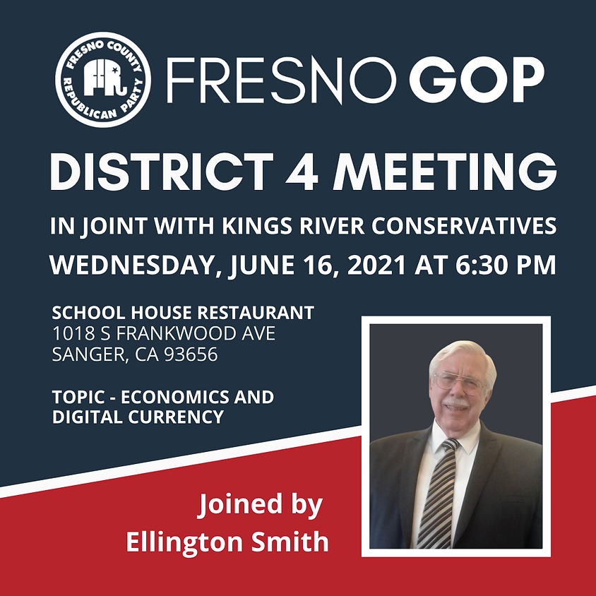 District 4 Meeting