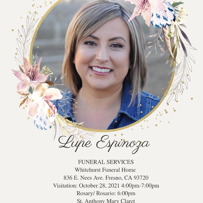 Remembering Lupe Espinoza - Visitation