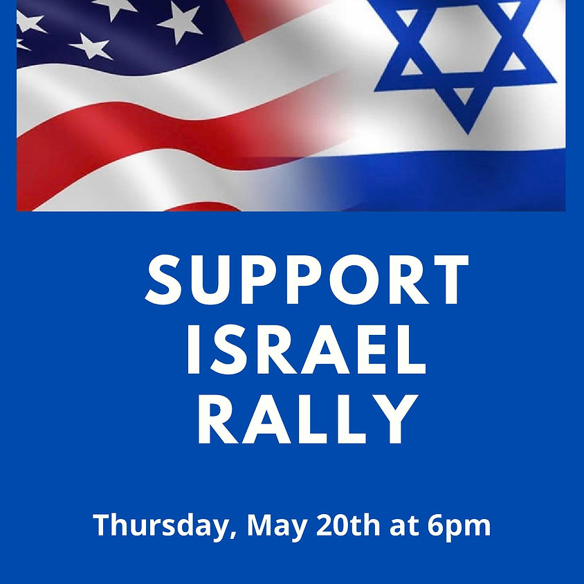 Support Israel Rally