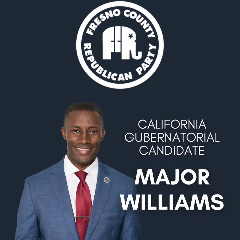 Facebook Live w/ Major Williams