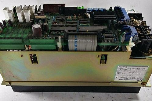 USED YASKAWA CACR-SR10SB1BFY100 SERVOPACK 0-230V 3P 1KW