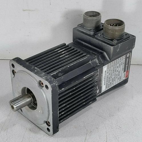 USED ALLEN BRADLEY H-3007-N-H00AA AC SERVO MOTOR 5000 RPM
