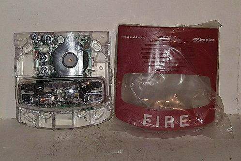 NEW SIMPLEX 4903-9425 TRUE ALERT FREE-RUN STROBE FIRE ALARM