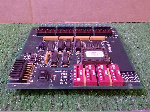 USED ITRAN FC-0668-000 REV A. SENSOR SELECT CONTROL BOARD