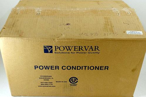 NEW POWERVAR ABC840-12 POWER CONDITIONER