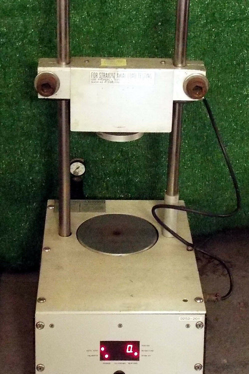 USED ALTEK 9221 ES/C2 AXIAL LOAD TEST STATION