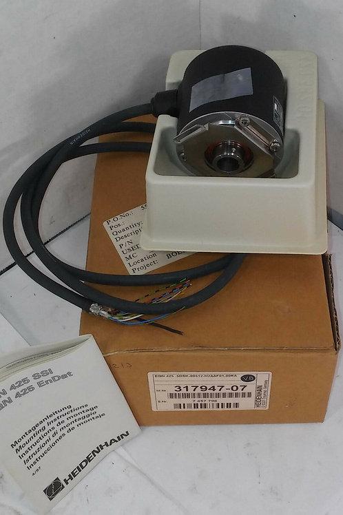 NEW HEIDENHAIN 317947-07 MULTI-TURN ENCODER