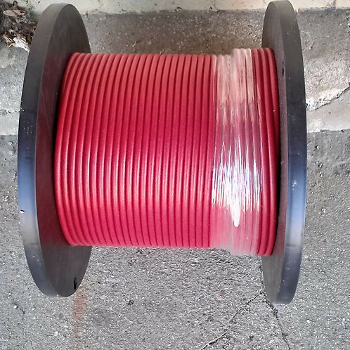 NEW EAGLE 50D LCF REINFORCED CAN CABLE BELTING RED