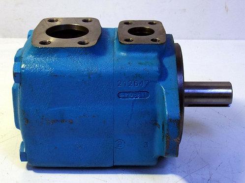 USED EATON VICKERS 35V25A 1C22R HYDRAULIC VANE PUMP