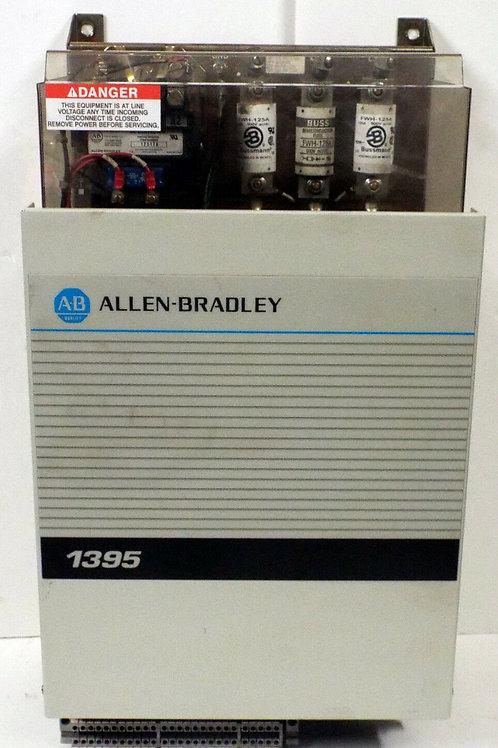 USED ALLEN-BRADLEY 1395-A69-D2-P10 SER B DC CONTROLLER 20 HP