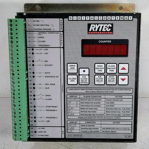 USED RYTEC DG1200 DIGITAL GATEWAY DOOR LOGIC CONTROLLER
