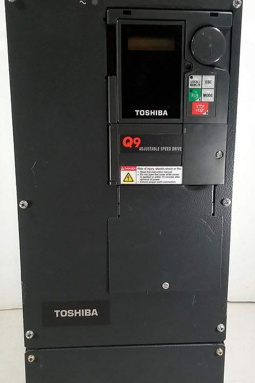 USED TOSHIBA VT130Q9U4400 TRANSISTOR INVERTER VER 4 Q9