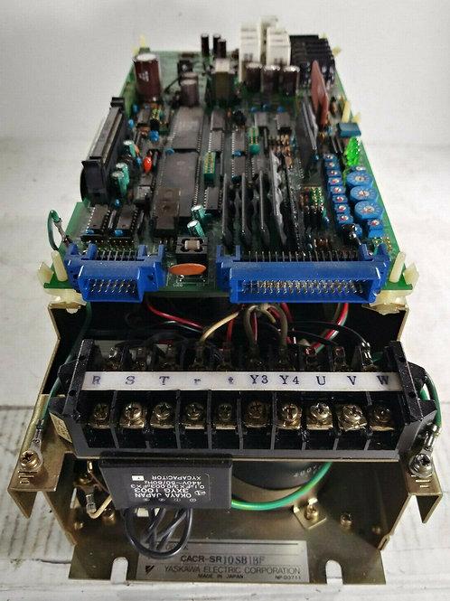 USED YASKAWA CACR-SR10SB1BF SERVOPACK SERVO CONTROLLER