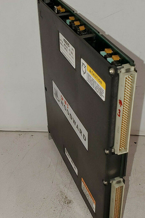 USED WOODWARD 5466-355 REMOTE TRANSCEIVER INTERFACE REV.