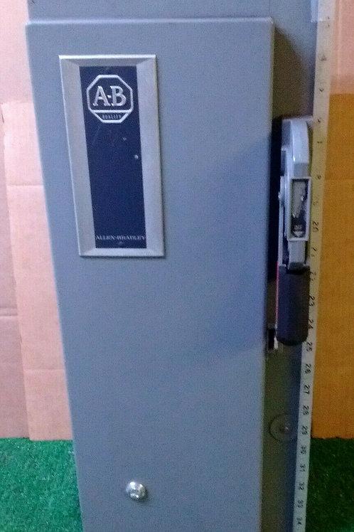 USED ALLEN BRADLEY 513-BABD-41 COMBINATION STARTER CIRCUIT BREAKER SIZE 1