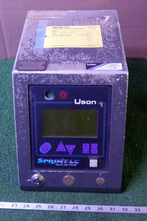 USED IDS LC-AP0B LEAK & FLOW METER