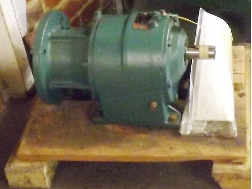 NEW DODGE M85104 INLINE SPEED 9.3:1 GEAR REDUCER/ 8.10HP