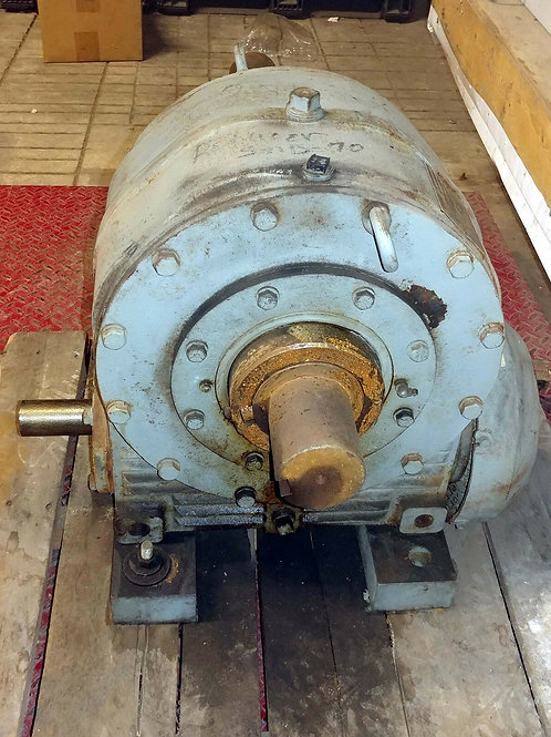 USED DELROYD WORM GEAR SMB-70, 60:1 RATIO