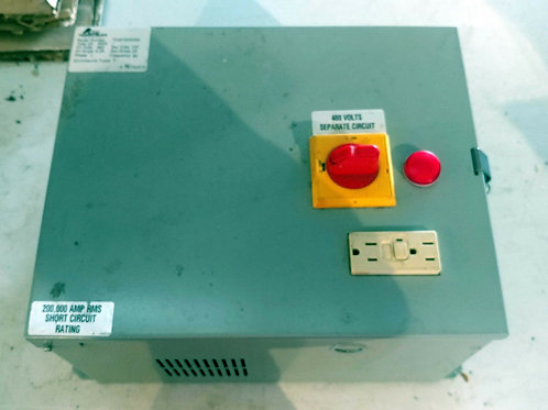 NEW ACME TDAP3000XM TRANSFORMER DISCONNECT