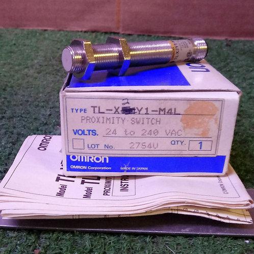 NEW OMRON TL-X2Y1-M4L PROXIMITY SWITCH