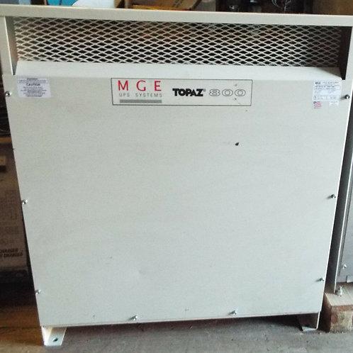 USED MGE T800F-15000 LINE CONDITIONER 16.9kVA/15kVA