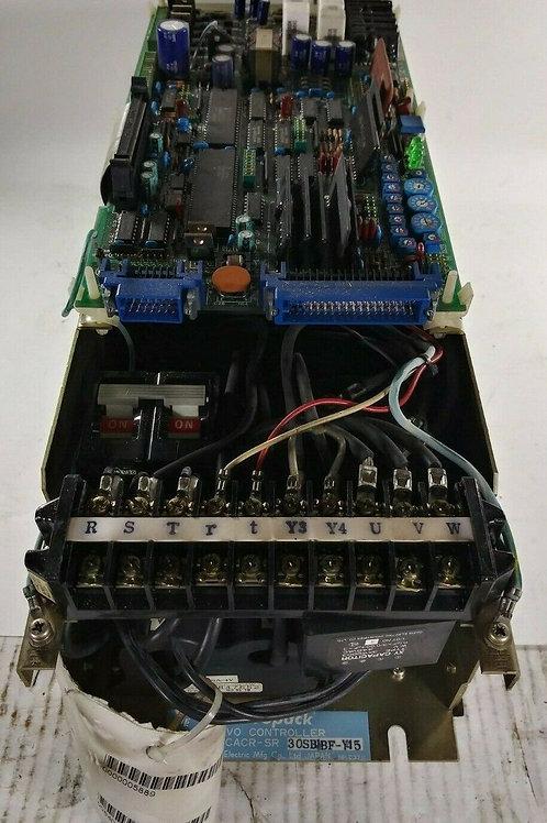 USED YASKAWA CACR-SR-30SB1BF-Y45 SERVO CONTROLLER