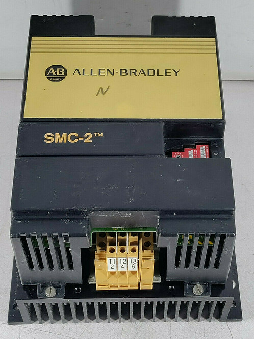 USED ALLEN BRADLEY SMC-2 MOTOR CONTROLLER 35A SER. A
