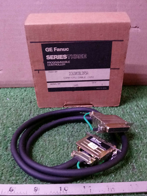 NEW GE FANUC IC630CBL395A COMM-CPU CABLE
