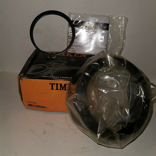 NEW TIMKEN QF25COVER QUICK-FLEX COVER BEARING