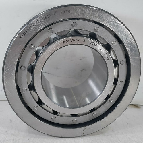 NEW ROLLWAY E 5318 U STRAIGHT BORE CYLINDRICAL ROLLER BEARING