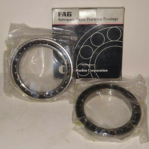 1 PAIR NEW FAG B71916-C-T-P4S-DUL SUPER PRECISION BALL BEARINGS