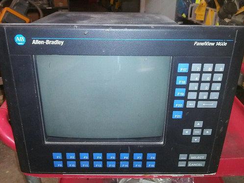 USED ALLEN-BRADLEY VT-1400E-15 OPERATOR INTERFACE PANEL