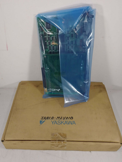 NEW YASKAWA JANCD-MSV01B PC BOARD MODULE REV. F01
