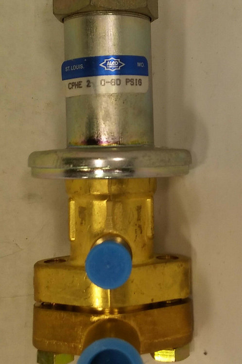NEW ALCO CPHE 2 PRESSURE REGULATOR 0-80psig