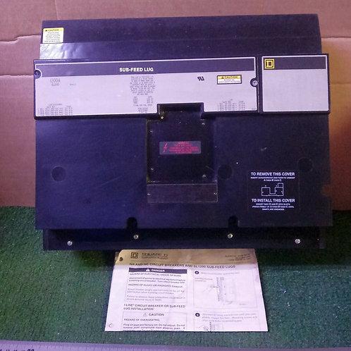 NEW SQUARE D SL1200 FEEDLUG CIRCUIT BREAKER 3 POLE, 600VAC, 1200A