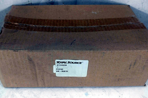 NEW TOTAL SOURCE HY1321843 BRAKE SHOE RH