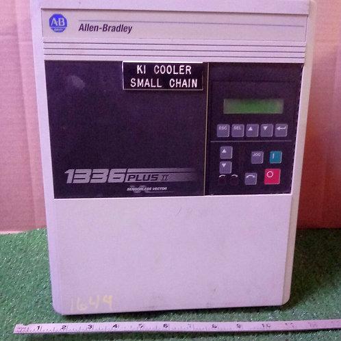 USED ALLEN BRADLEY 1336F-BRF150-AN-EN-GMS1-L6 PLUS II DRIVE