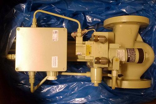 NEW WOODWARD 9908-186 GAS FUEL CONTROL VALVE