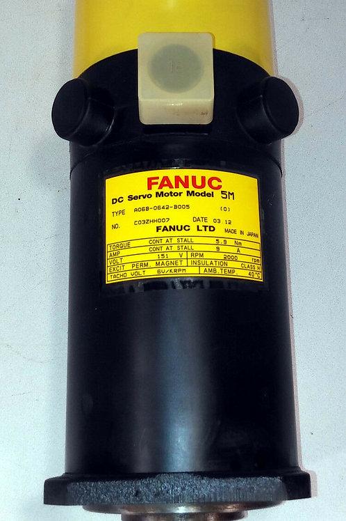 NEW FANUC A06B-0642-B005 DC SERVO MOTOR