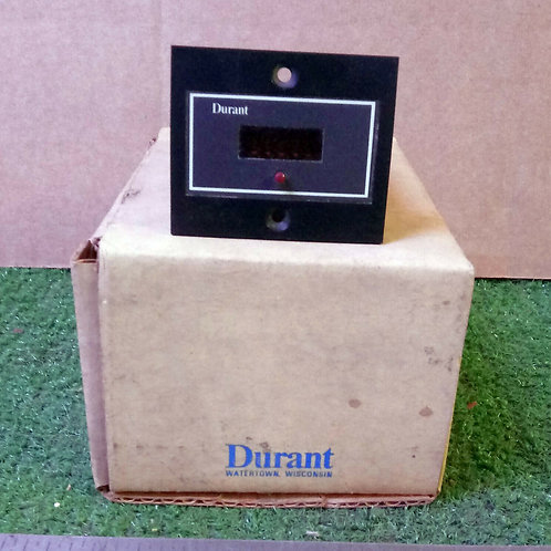 NEW DURANT 3001-501-P 5-DIGIT COUNTER