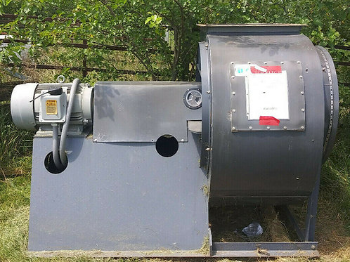 USED KCH SERVICES NH-30 EXHAUST BLOWER FAN W/ 20HP TOSHIBA MOTOR